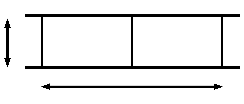 Bezrámová posuvná okna-výrobní dokumentace