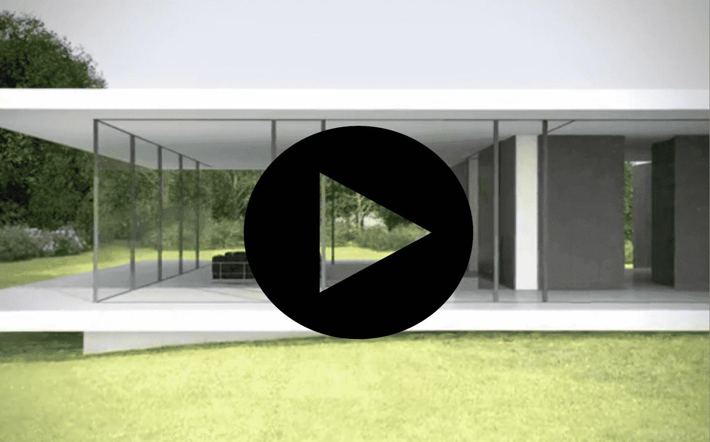 Bezrámová posuvná okna- video technika