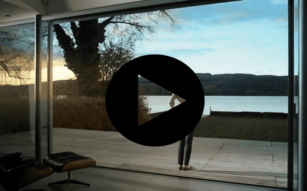Bezrámová posuvná okna-posuvná okna